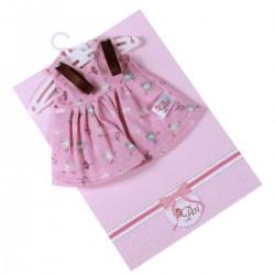 Różowa sukienka Asi 3115610